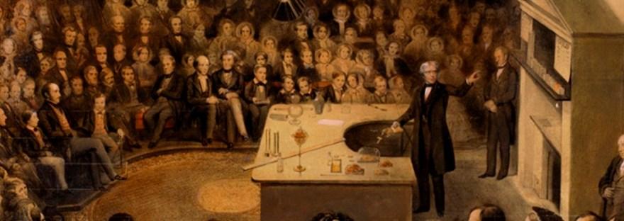 ¿Quien fué Michael Faraday? (1791-1867)