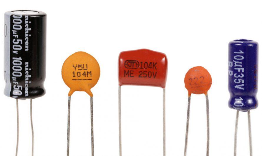 ¿Que son los capacitores?