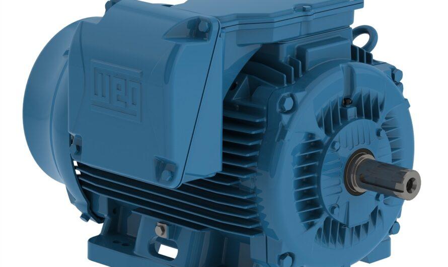 Motor conexión Dahlander