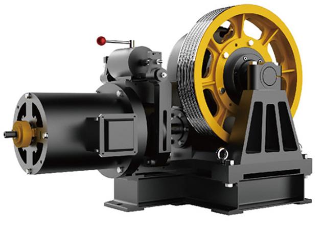 Motor eléctrico de dos o mas velocidades