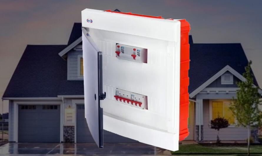 ¿Cómo armar un tablero eléctrico de una casa?